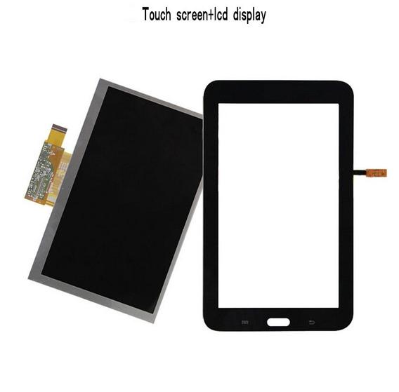 Display Lcd + Tela Touch Galaxy Tab 3 T110 Preto