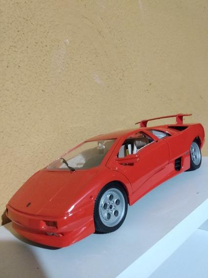 Miniatura Lamborghini Diablo Escala 1/18 Modelo 1990 !!!