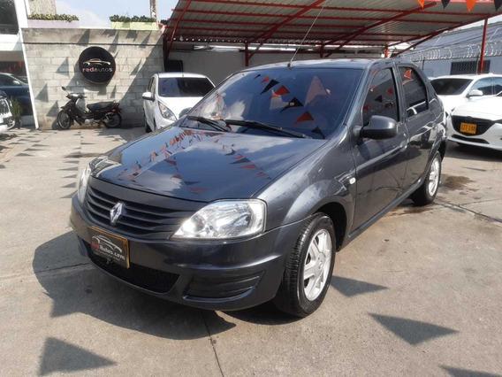 Renault Logan Entry Familier Mecanico 1.4 Aa 2013