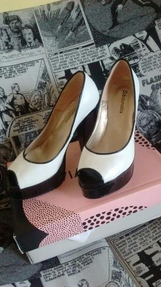 Zapato Stiletto Batistella Nro 38