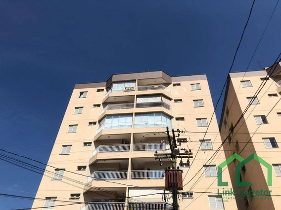 Apartamento Com 1 Dormitório À Venda, 61 M² Por R$ 335.000,00 - Vila Itapura - Campinas/sp - Ap1446