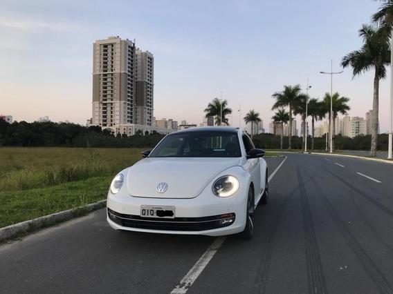 Volkswagen Fusca Tsi, Premium! 47 Mil Km 14/14, 211cv
