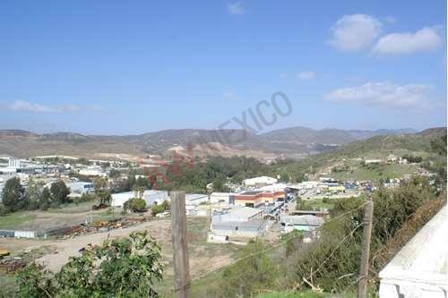 Venta De Terreno En El Sauzal De Rodríguez Muy Cerca A La Ruta Del Vino Ensenada Baja California