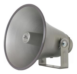 Trompeta Redonda 30cm Unidad 40w Publidifusión Voceo Steren