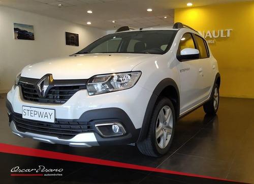 Renault Sandero Stepway Zen 1.6 2021 0km