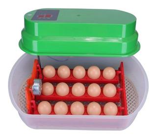Incubadora 12 Huevos Volteo Automático + Regalos