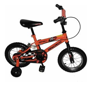 Bicicleta Rin 12 Drifter Niños Cross Bmx