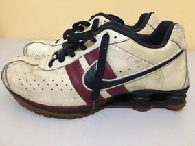 Tênis Nike Shox Classic 1 - Couro *** 41br