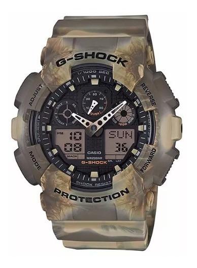 Relógio G-shock Ga-100mm-5adr