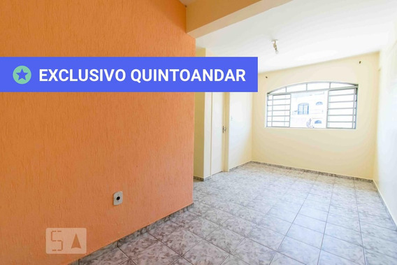 Apartamento No 2º Andar Com 1 Dormitório - Id: 892949119 - 249119