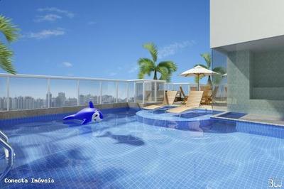 Apartamento A Venda Em Vila Velha, Praia De Itapoa, 1 Dormitório, 1 Suíte, 2 Banheiros, 1 Vaga - 15233a