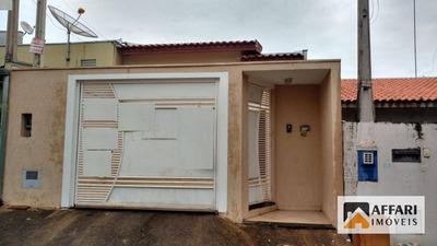 Casa Residencial À Venda, Parque Nova Carioba, Americana. - Ca0226