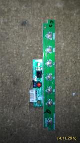 Placa Sensor Cr Placa Teclado Tv Philco Ph32n62dg Led