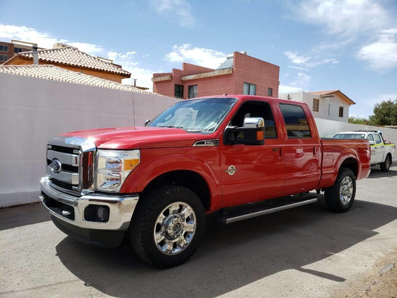 F250 Lariat 4x4 Super Duty Turbo Diesel 6.700 Cc 400 H.p