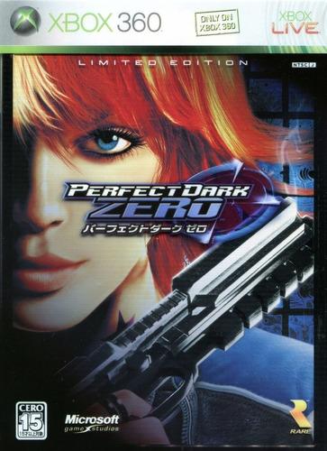 Perfect Dark Zero Limited Collector's Edition - Xbox 360