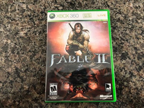Fable 2 Xbox 360 Original Americano