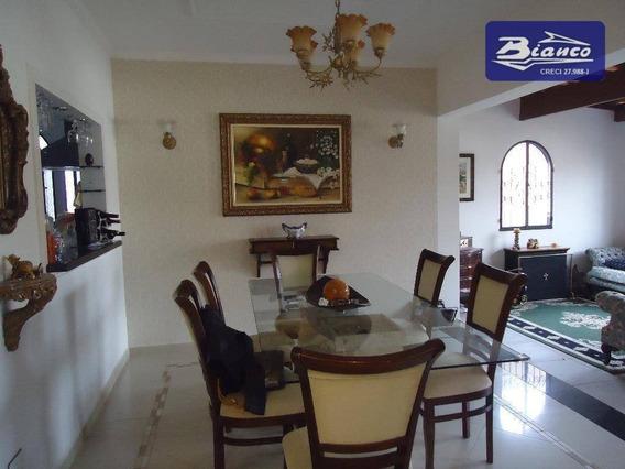Casa Residencial À Venda, Vila Galvão, Guarulhos. - Ca0522