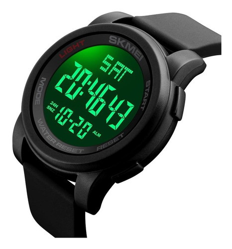 Relógio Masculino Skmei 1257 Digital Esportivo Prova D'água