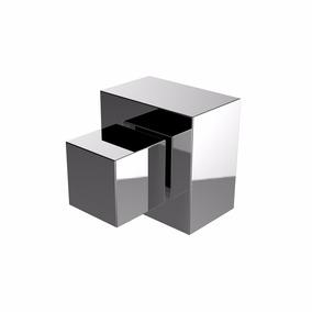 10x Acabamento Quadrado P/ Registro Pressão/gaveta Deca 3/4