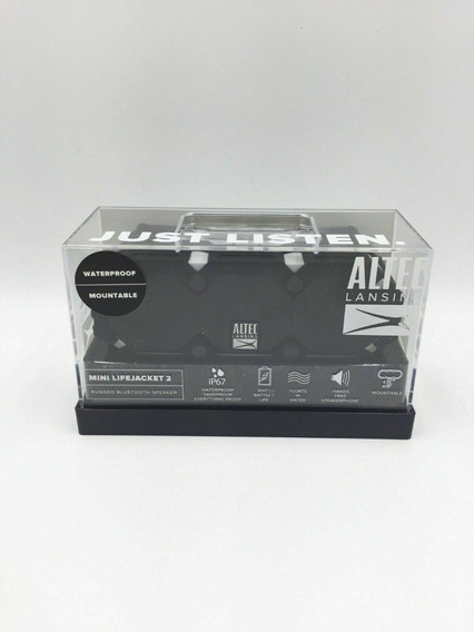 Caixa De Som Portátil Altec Lansing Mini Lifejacket2 Imw477
