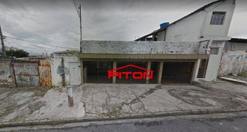 Imagem 1 de 3 de Terreno À Venda, 900 M² Por R$ 950.000,00 - Jardim Gonzaga - São Paulo/sp - Te0342
