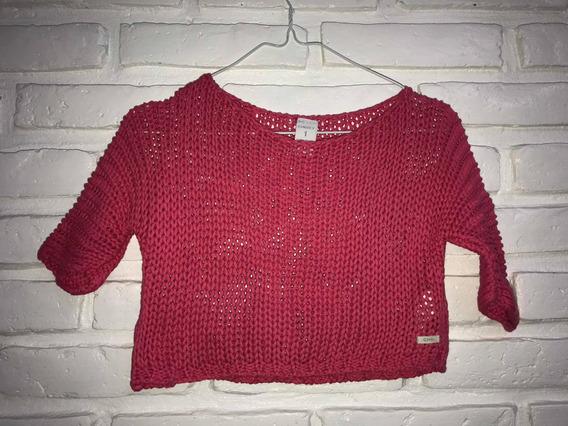 Sweaters Corto De Hilo Para Nena- Cheeky