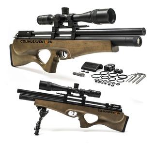 Rifle Pcp Fox P10 Plus Cal 6,35m Bullpup - Cargador- Cuotas!