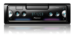 Smartphone Receiver Pioneer Sph-c10bt 1 Din Bluetooth