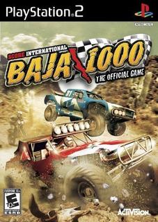 Puntuación International Baja 1000 Playstation 2