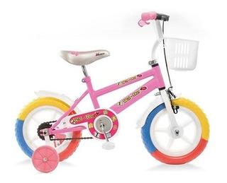Bicicleta Wal-her R12 Guard. Y Cubre