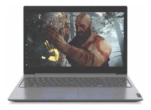 Imagen 1 de 5 de Notebook Lenovo V15 Intel I5 10°gen Ssd256 8gb  15.6 Freedos