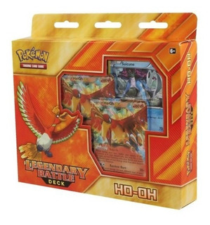 Pokemon Legendary Battle Card Game