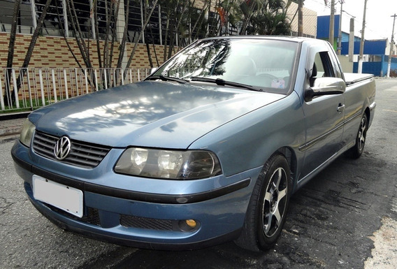 Vw Saveiro 2000/2000 1.6 8v Gll Ap