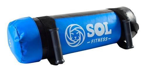 Core Bag Sand Bag 5 Kg  Entrenamiento Funcional Sol Fitness
