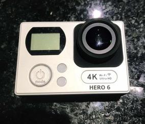 Câmera hero 6 - Não É Go Pro!!!!!