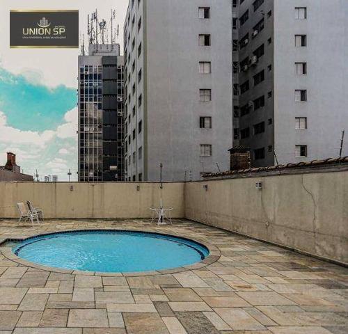 Apartamento Com 3 Dormitórios À Venda, 115 M² - Alto Da Boa Vista - São Paulo/sp - Ap50543