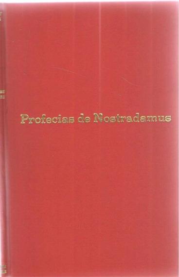 Profecias De Nostradamus - Sergio Marques Da Cruz