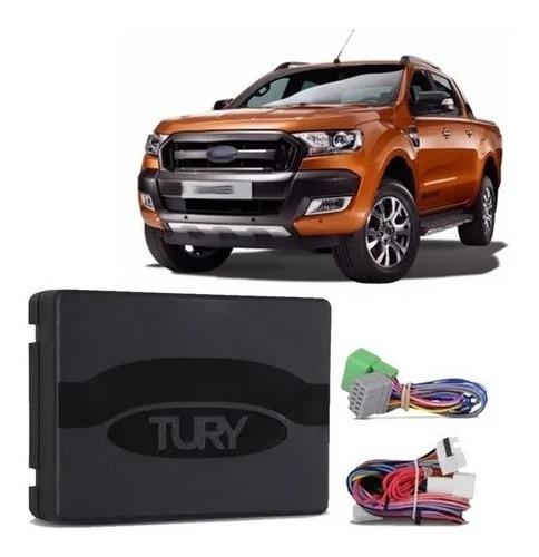 Módulo Subida De Vidro Ford Ranger 2017+ Tury Pro 4.78 Ef