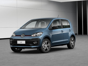 Vw Volkswagen Up Pepper 1.0t 5 Puertas 0km
