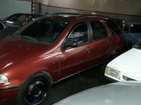 Fiat Palio Weekend Nafta Modelo 98 Financiado