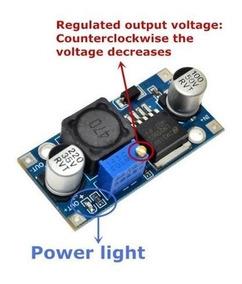Conversor Regulador Fonte Dc-dc Dc/dc Lm2596 Arduino