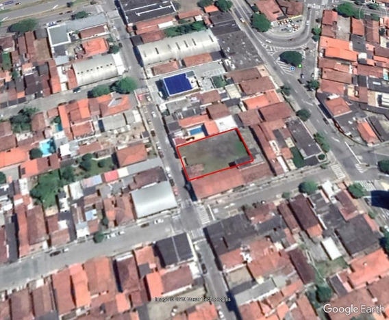 Terreno Residencial À Venda, Santana, São José Dos Campos. - Te0076