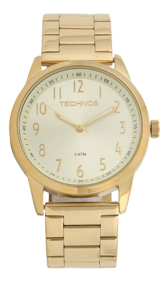 Relógio Technos Feminino Elegance Boutique 2035mcs/4x