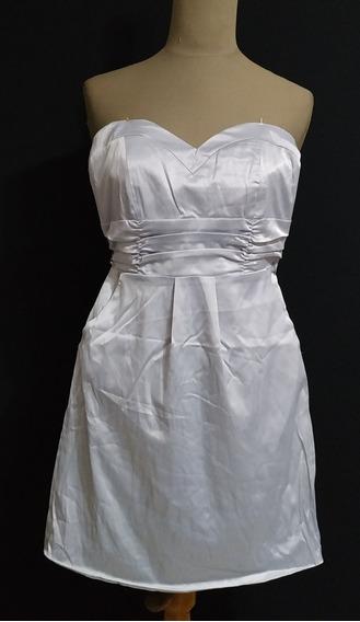 Vestidos De Raso Elegantes Para Fiestas Eventos