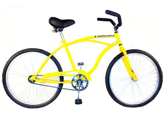 Bicicleta Playera Rodado 24 Ushuaia