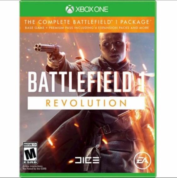 Battlefield Revolution Midia Digital Xbox One