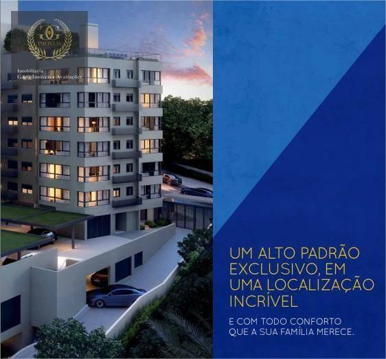 Apartamento Com 3 Dormitórios À Venda, 187 M² Por R$ 1.230.286 - Menino Deus - Porto Alegre/rs - Ap0125
