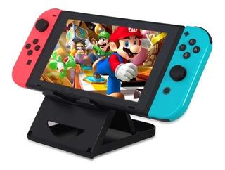 Base Soporte Plegable Nintendo Switch Promoción