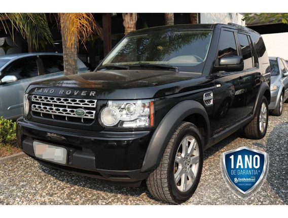 Land Rover Discovery 4 S 2.7 7l