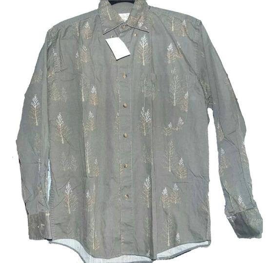 Camisa De Vestir Crossings Talla Chica